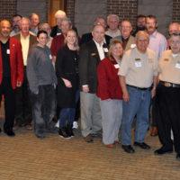 Buddy-to-Buddy Volunteer Veterans, April 2017