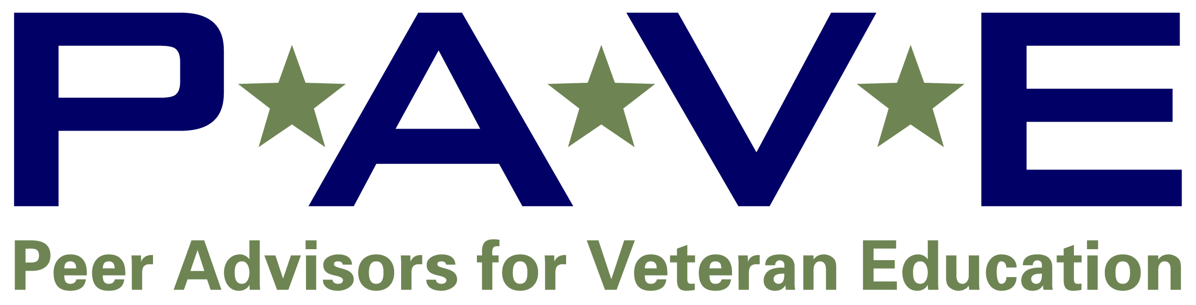 Peer Advisors for Veteran Education (PAVE)