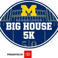 Logo for 2020 Big House 5K