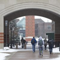 Grand Valley State University's Allendale campus
