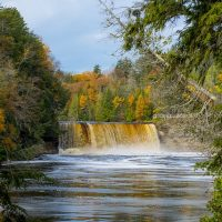 Picture of Tahquamenon Falls