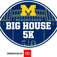 Logo for 2020 Big House 5K event